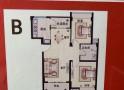 世纪花园一期四楼 2室 2厅 1卫精装修